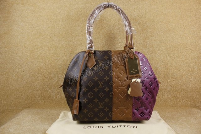 Discount Louis Vuitton Handbags Monogram Canvas M40503 Red Wholesale